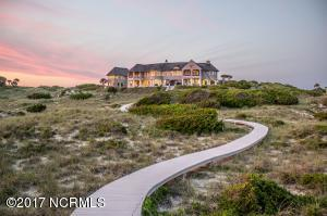Single Family Home for Sale at 710 Shoals Watch Way Bald Head Island, North Carolina 28461 United States