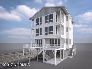Townhouse for Sale at 607 Carolina Beach Avenue Carolina Beach, North Carolina 28428 United States