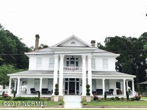 Single Family Home for Sale at 216 Sampson Street Clinton, North Carolina 28328 United States