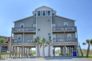 Single Family Home for Sale at 1800 New River Inlet Road N Topsail Beach, North Carolina 28460 United States