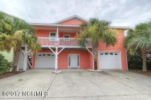 Single Family Home for Sale at 708 Fort Fisher Boulevard Kure Beach, North Carolina 28449 United States
