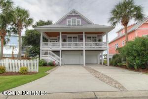 Single Family Home for Sale at 297 Seawatch Way Kure Beach, North Carolina 28449 United States