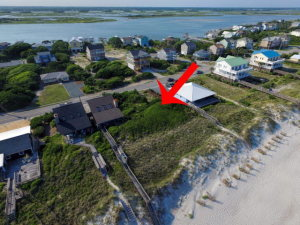 Land for Sale at 123 Anderson Boulevard Topsail Beach, North Carolina 28445 United States