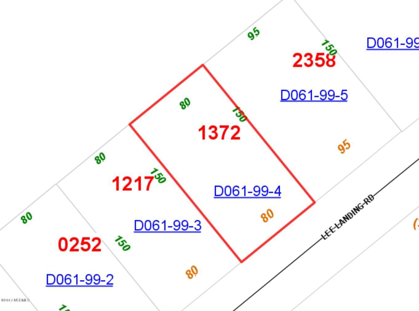 1024 Lee Landing Road, New Bern, North Carolina 28560, ,Residential land,For sale,Lee Landing,100080898