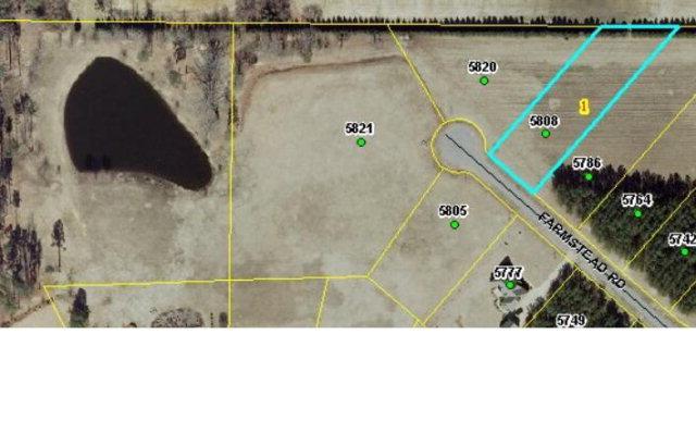 5808 Farmstead Road, Bailey, North Carolina 27807, ,Residential land,For sale,Farmstead,100083796