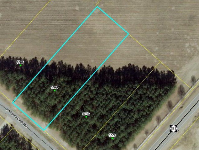 5764 Farmstead Road, Bailey, North Carolina 27807, ,Residential land,For sale,Farmstead,100083838