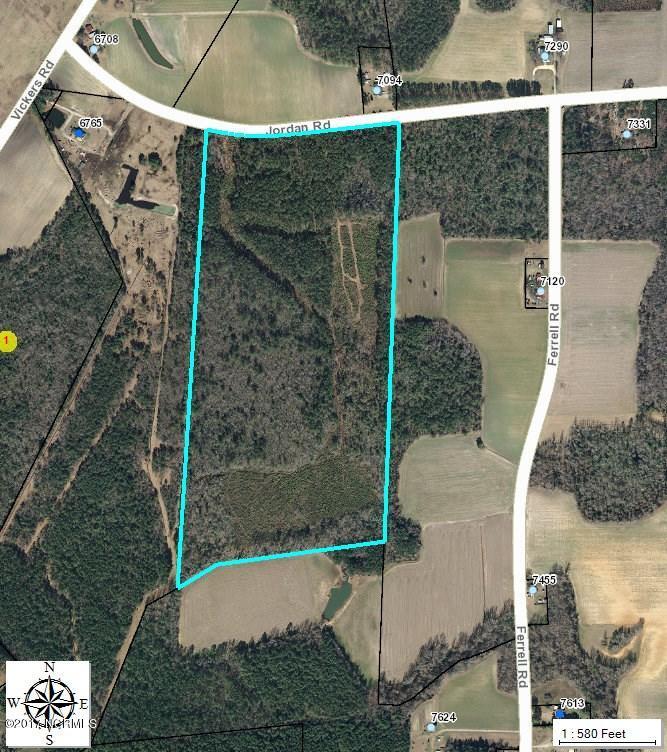 0 Jordan Road, Elm City, North Carolina 27822, ,Timberland,For sale,Jordan,100085277