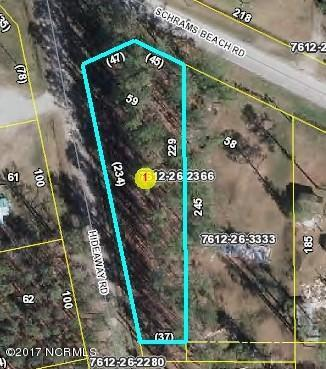 59 State Rd 1764, Belhaven, North Carolina, ,Undeveloped,For sale,State Rd 1764,100086078
