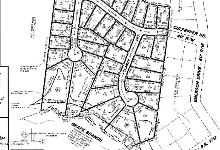 1016 Sandberg Lane, Rocky Mount, North Carolina 27803, ,Residential land,For sale,Sandberg,100087939