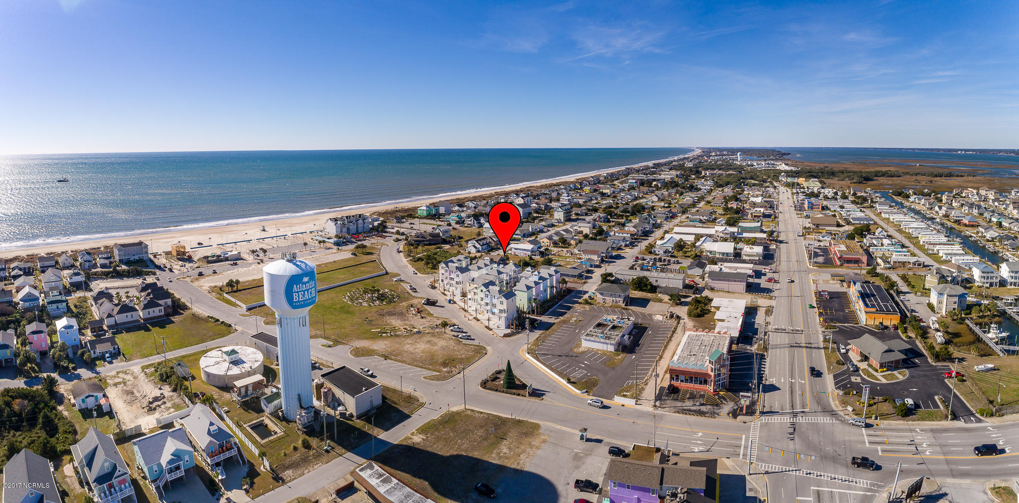 108 Terminal Boulevard, Atlantic Beach, North Carolina 28512, ,Residential land,For sale,Terminal,100093313