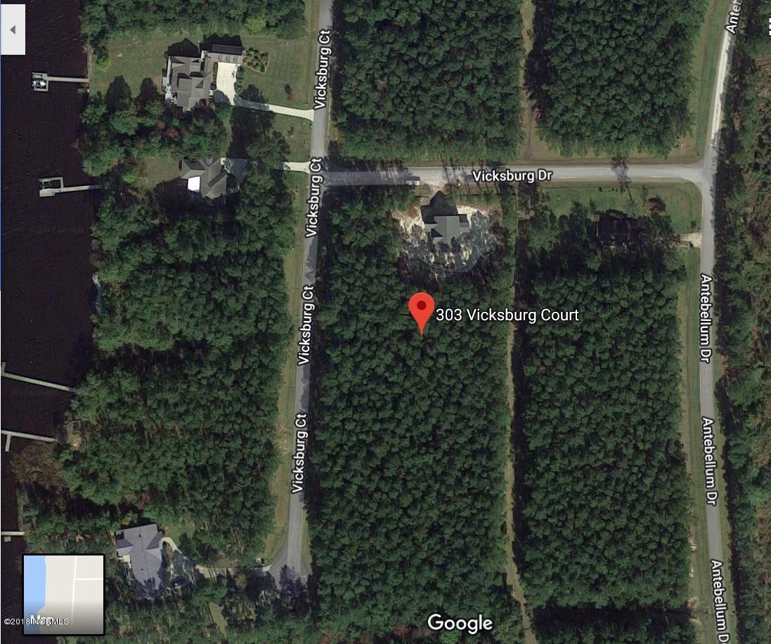 303 Vicksburg Court, Havelock, North Carolina, ,Residential land,For sale,Vicksburg,100101840