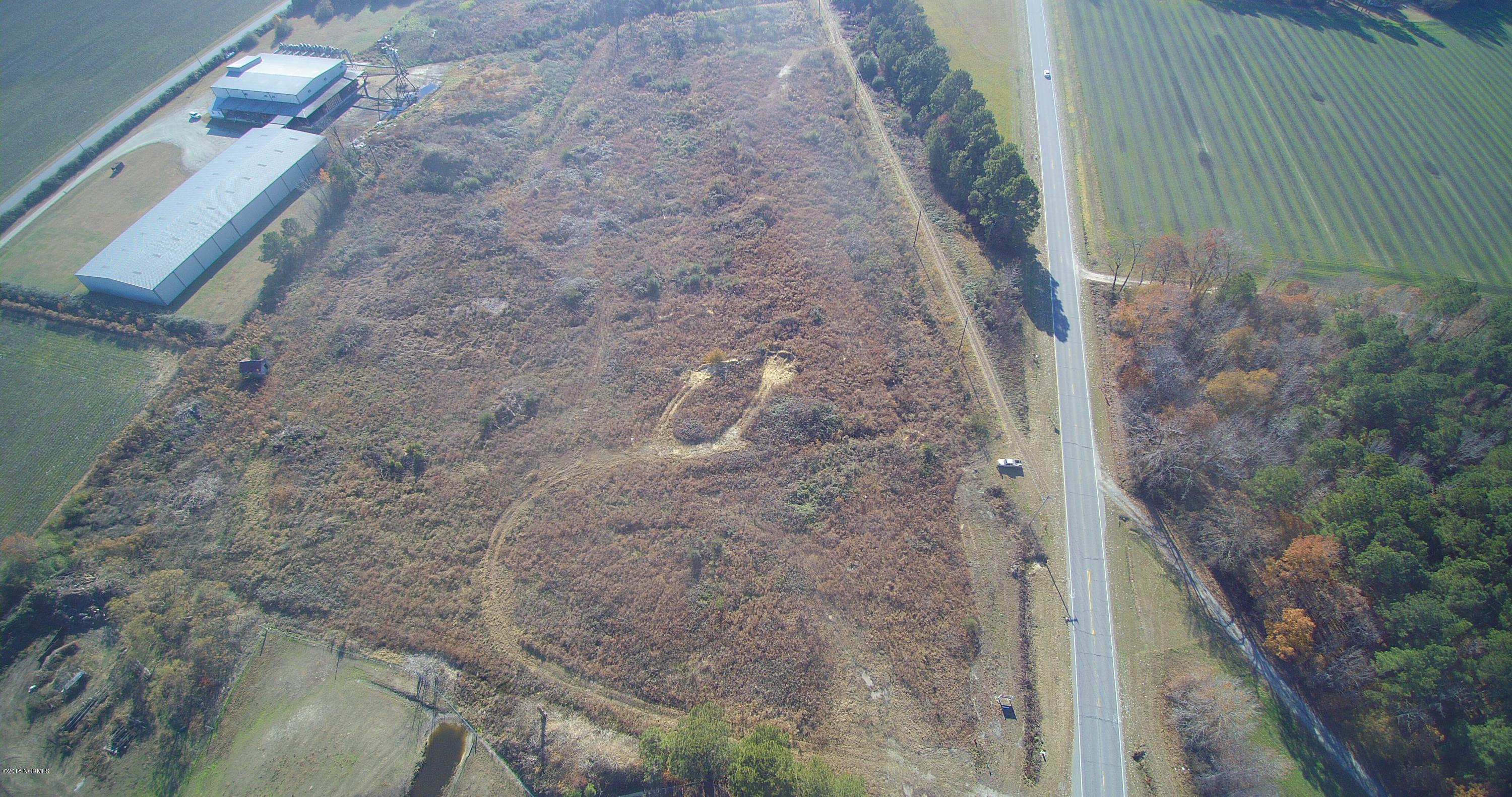 aerial view full property