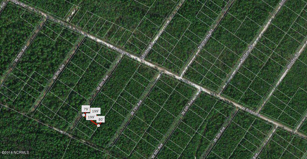 187 8th Avenue, Southport, North Carolina 28461, ,Residential land,For sale,8th,100095586
