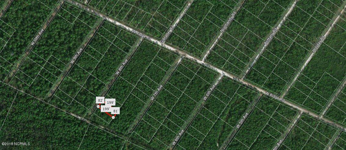 186 8th Avenue, Southport, North Carolina 28461, ,Residential land,For sale,8th,100095518