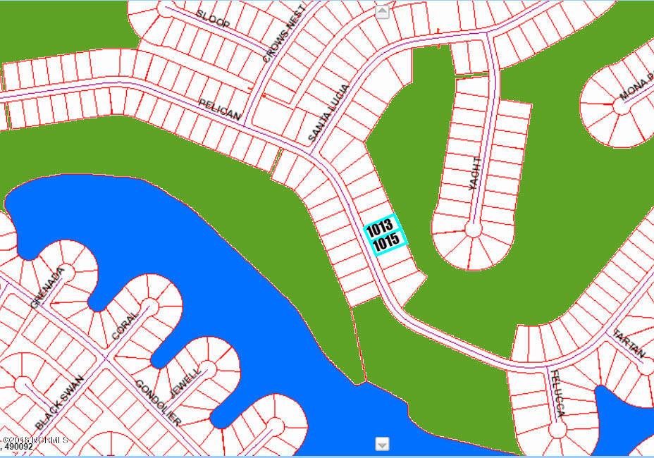 1013 Pelican Drive,New Bern,North Carolina,Residential land,Pelican,100095568
