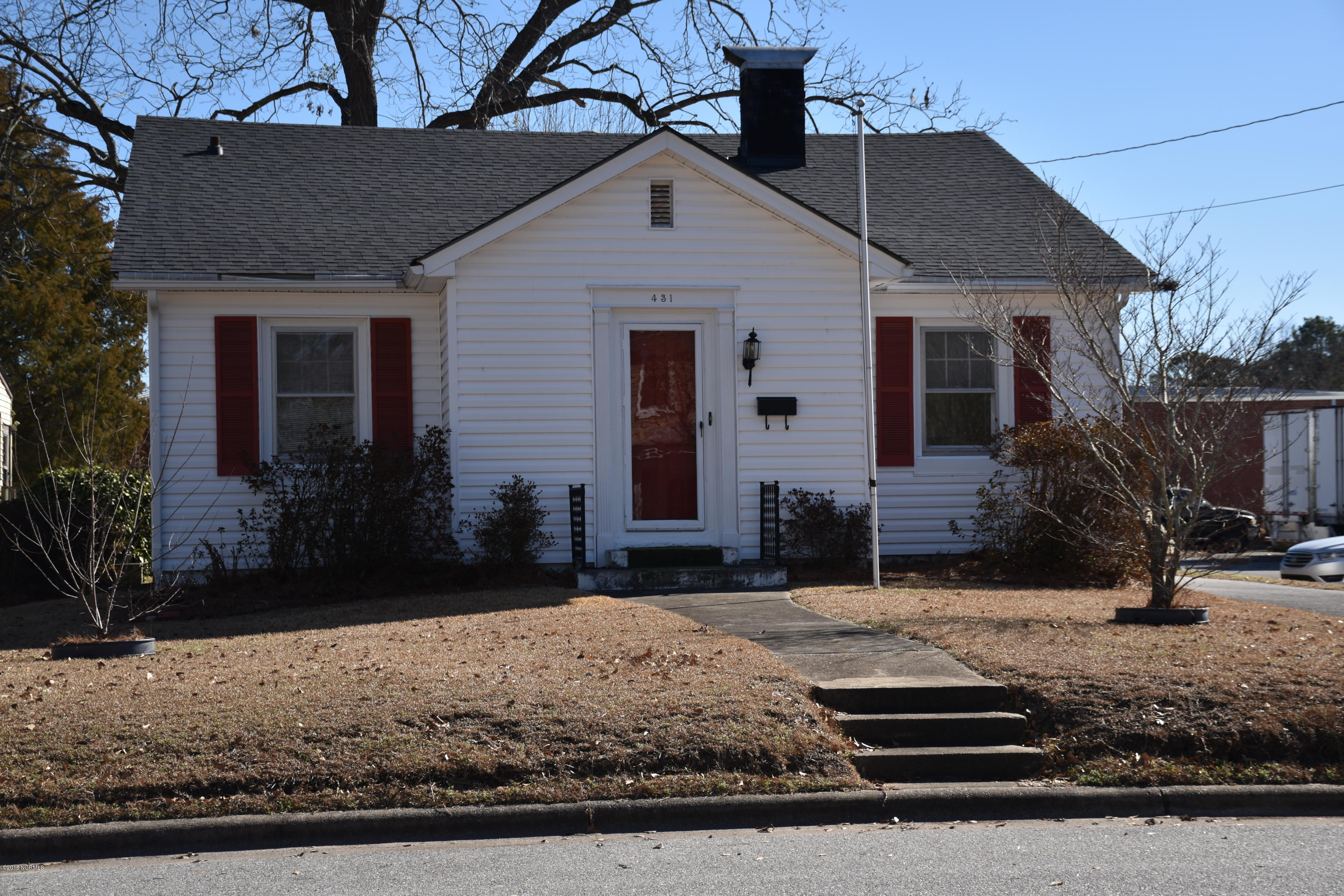 431 Mcnair Street,Washington,North Carolina,2 Bedrooms Bedrooms,5 Rooms Rooms,1 BathroomBathrooms,Single family residence,Mcnair,100097700