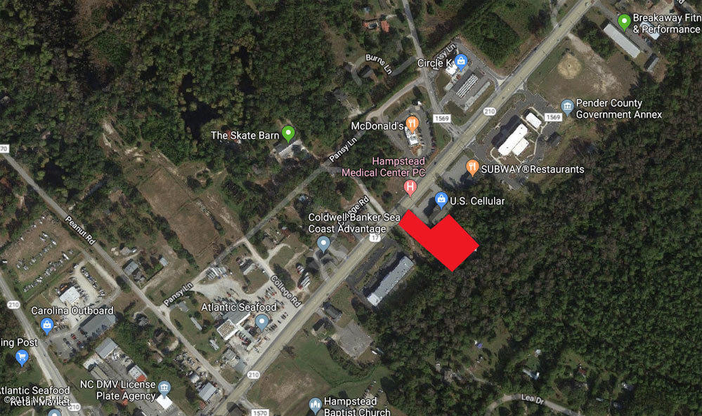 15010 Us Highway 17, Hampstead, North Carolina 28443, ,Commercial/industrial,For sale,Us Highway 17,100101055