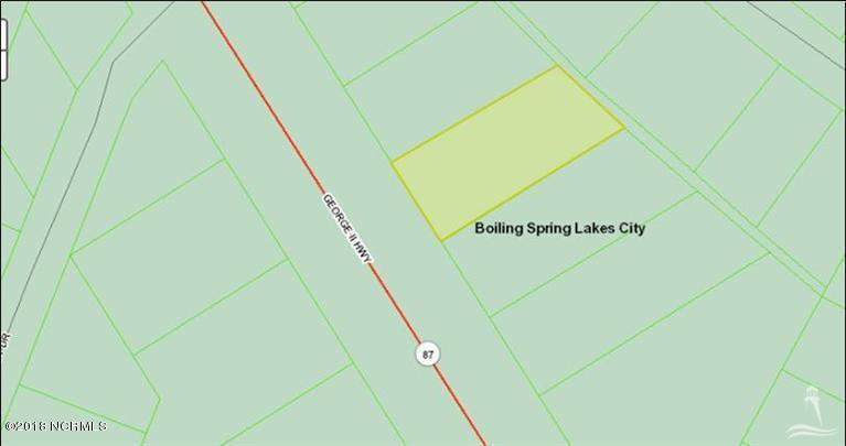 135 George Ii Highway, Boiling Spring Lakes, North Carolina 28461, ,For sale,George Ii,100101929