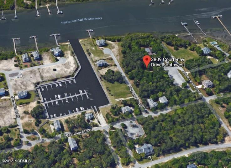 3809 Courtenay Drive, Supply, North Carolina, ,Residential land,For sale,Courtenay,100102419