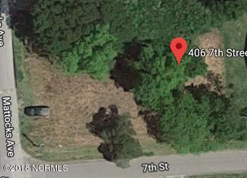 406 7th Street, Maysville, North Carolina 28555, ,Residential land,For sale,7th,100105775