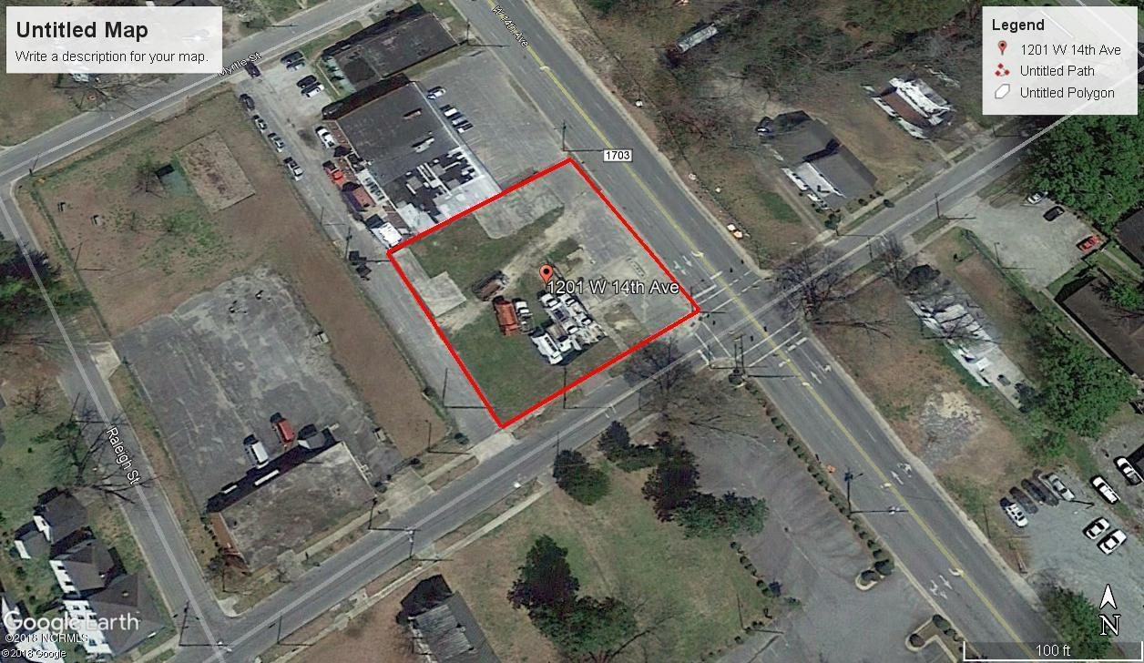 1201 14th Avenue, Greenville, North Carolina, ,Commercial/industrial,For sale,14th,100104016