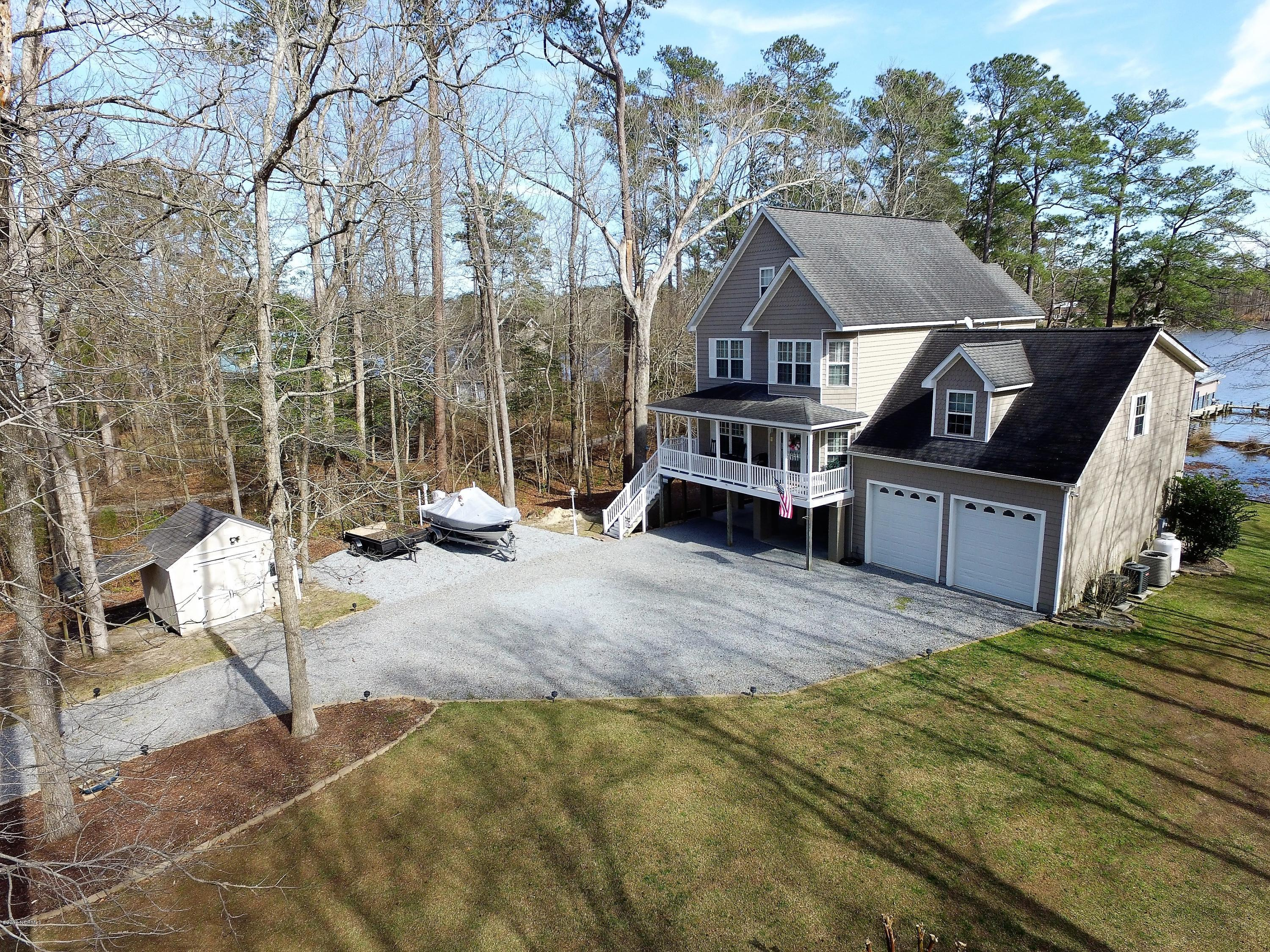 708 Sawmill Landing Road, Bath, North Carolina, 3 Bedrooms Bedrooms, 9 Rooms Rooms,2 BathroomsBathrooms,Single family residence,For sale,Sawmill Landing,100102860