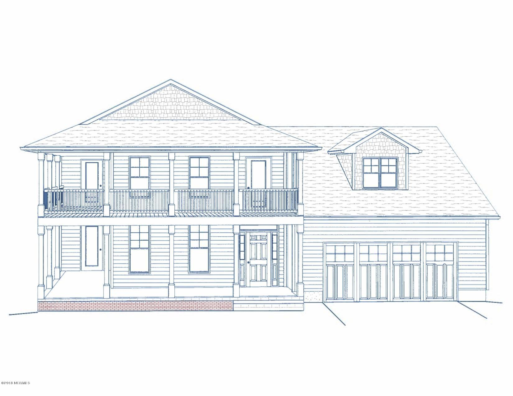 284 Pearson Circle, Newport, North Carolina, 4 Bedrooms Bedrooms, 8 Rooms Rooms,2 BathroomsBathrooms,Single family residence,For sale,Pearson,100105958