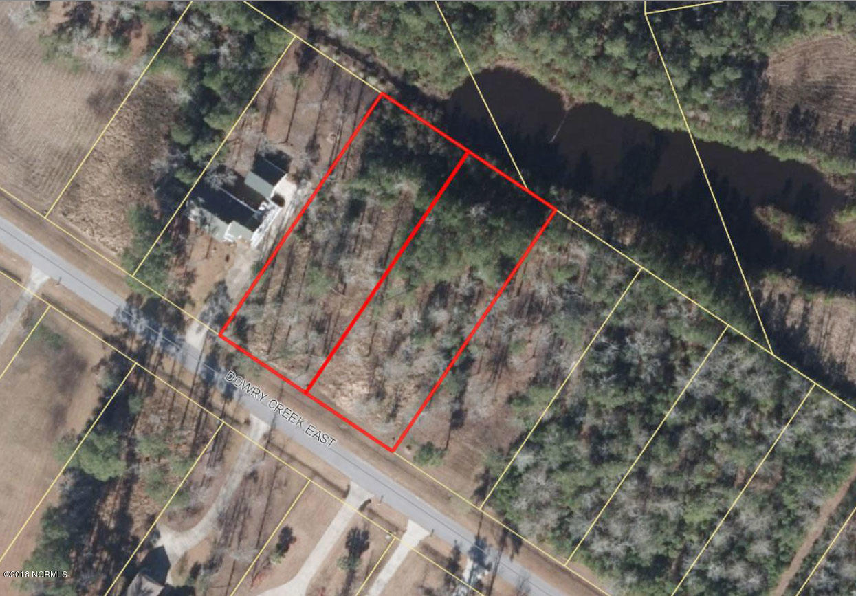 90&91 Dowry Creek, Belhaven, North Carolina, ,Undeveloped,For sale,Dowry,100105910
