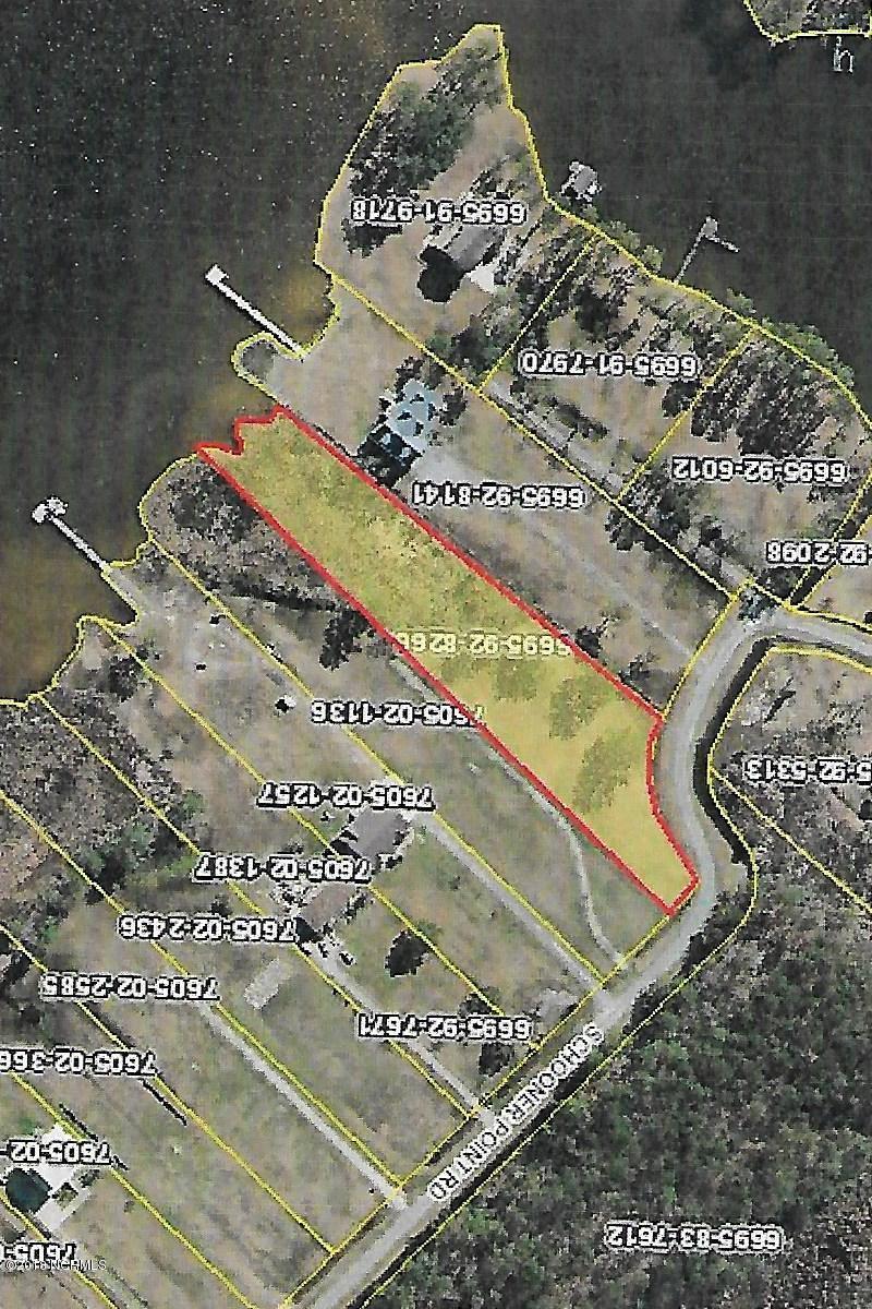 0 Schooner Point Road, Belhaven, North Carolina, ,Residential land,For sale,Schooner Point,100106000