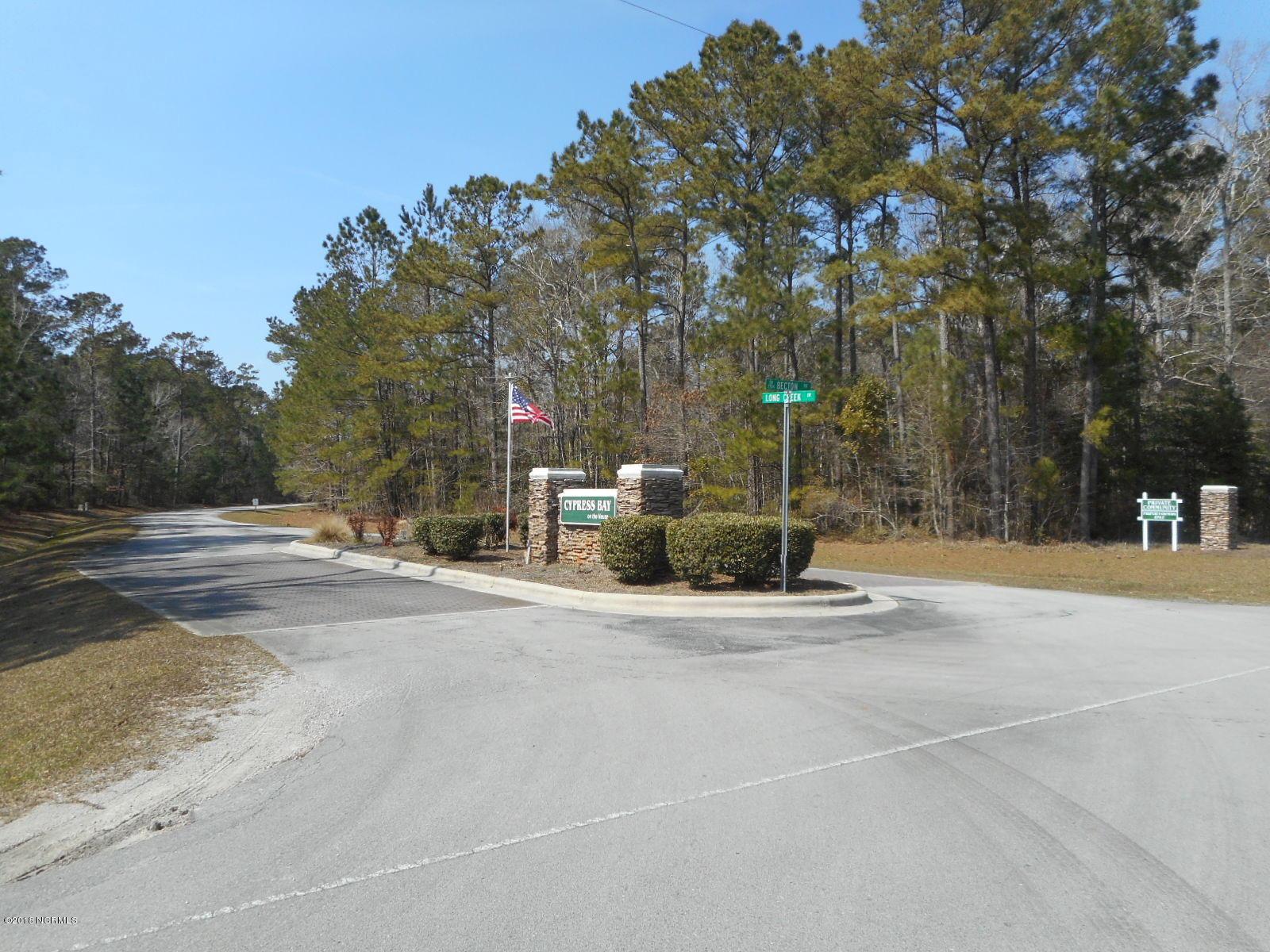 203 Long Creek Drive, Havelock, North Carolina, ,Undeveloped,For sale,Long Creek,100105206