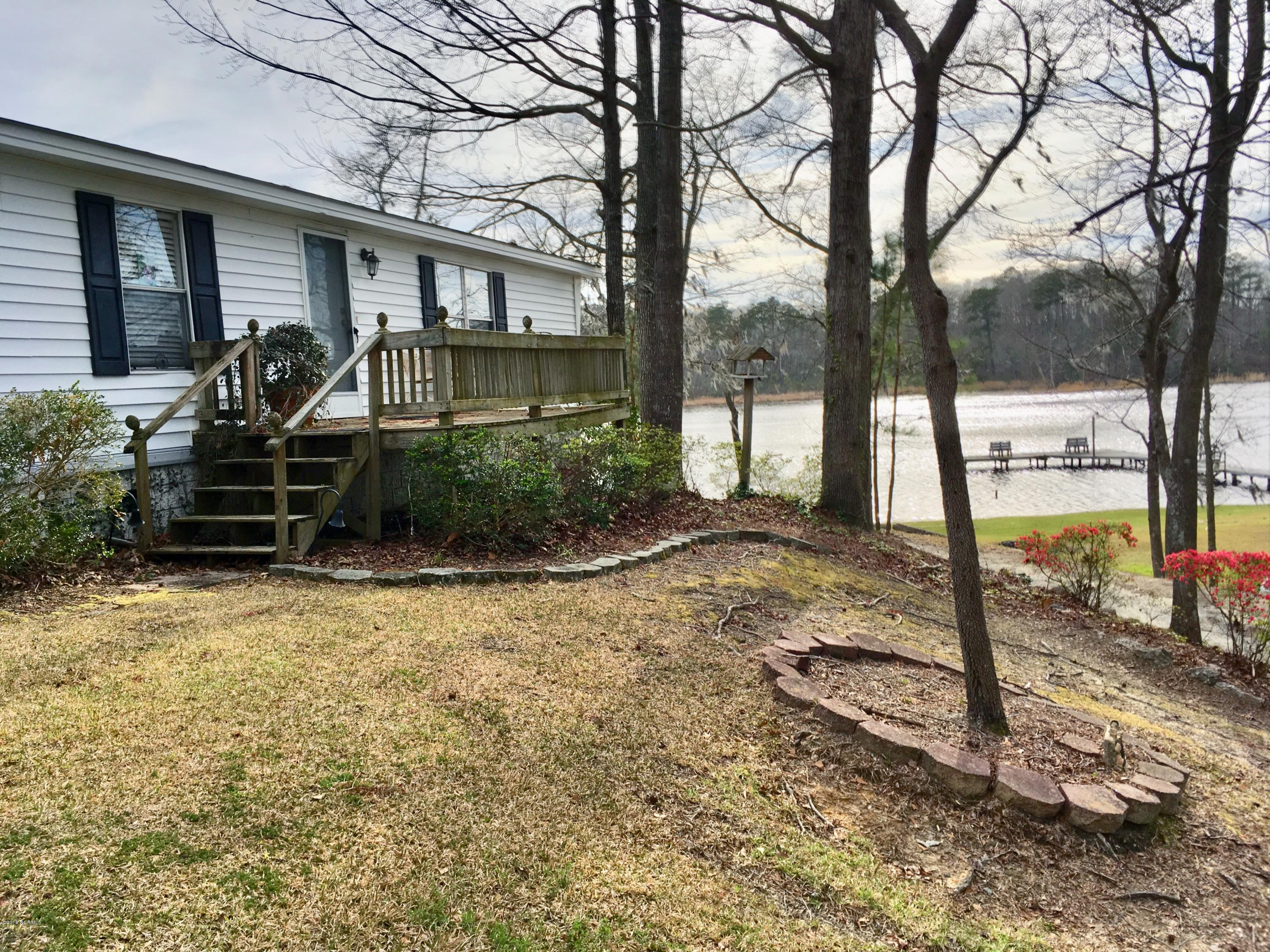 1121 River Road, Blounts Creek, North Carolina 27814, 2 Bedrooms Bedrooms, 5 Rooms Rooms,2 BathroomsBathrooms,Manufactured home,For sale,River,100108483