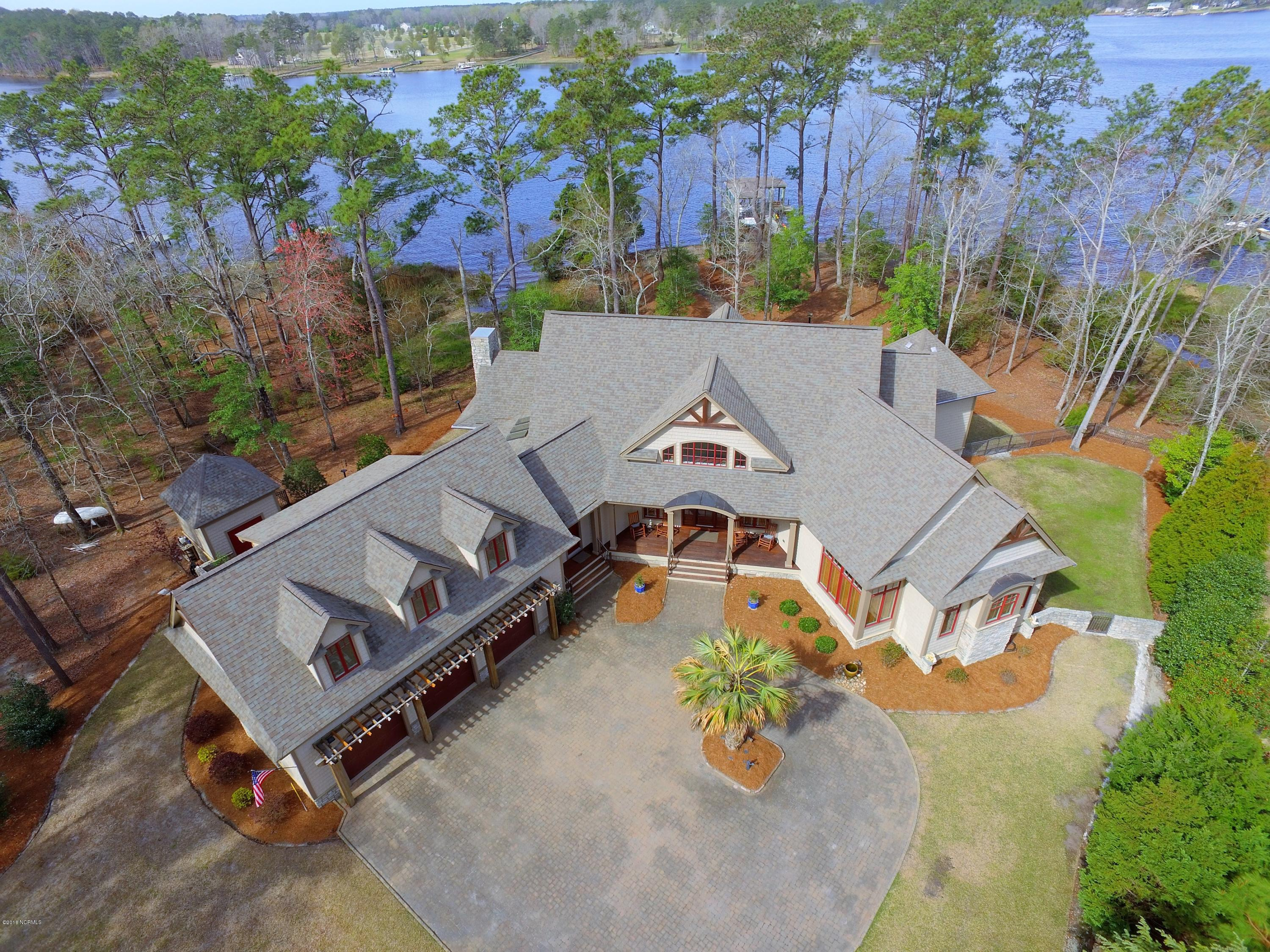 161 Cape Hatteras Point, Oriental, North Carolina, 4 Bedrooms Bedrooms, 11 Rooms Rooms,4 BathroomsBathrooms,Single family residence,For sale,Cape Hatteras,100109182
