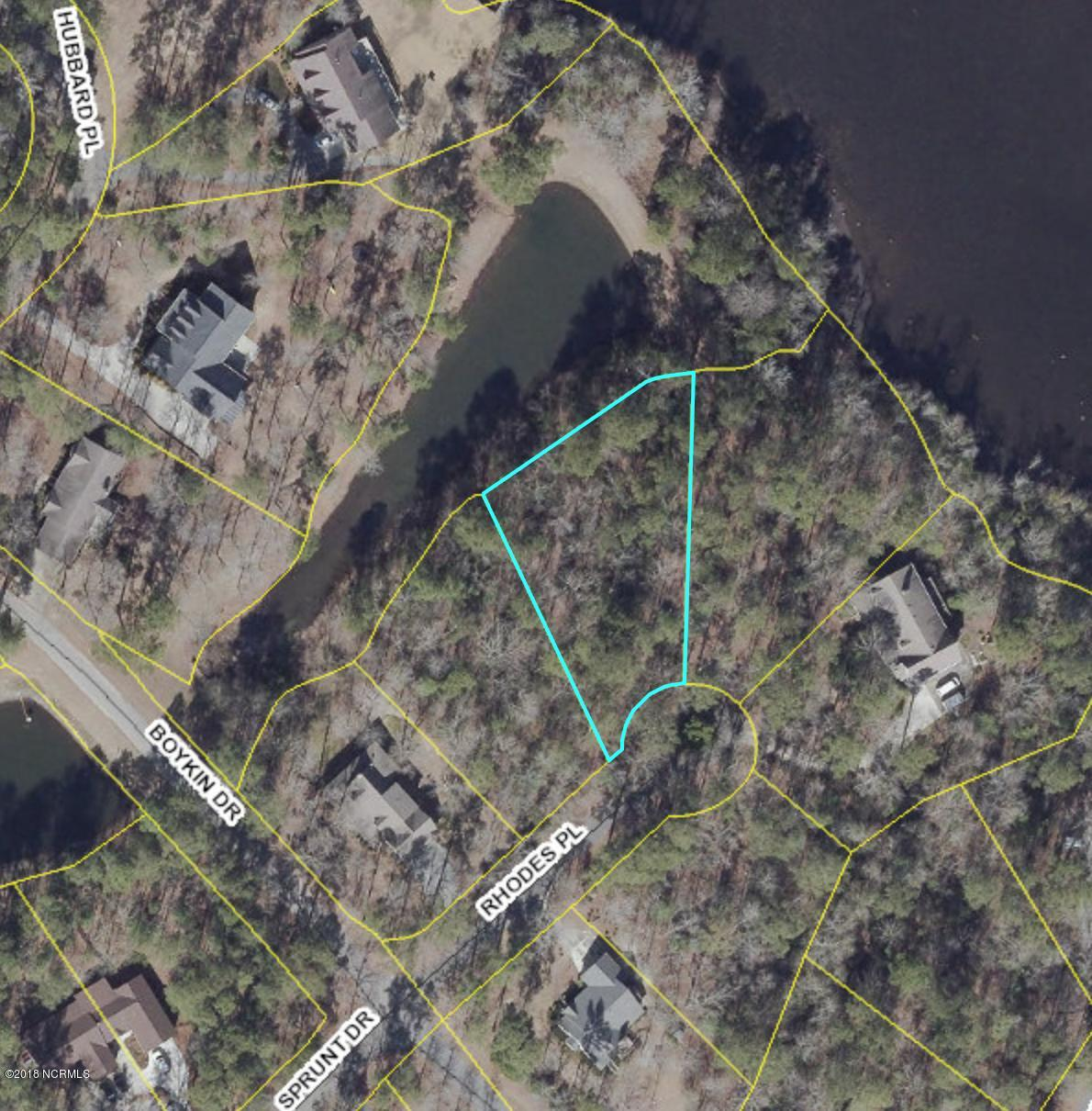 Lot 3 Rhodes Place, Clinton, North Carolina, ,Residential land,For sale,Rhodes,100113845