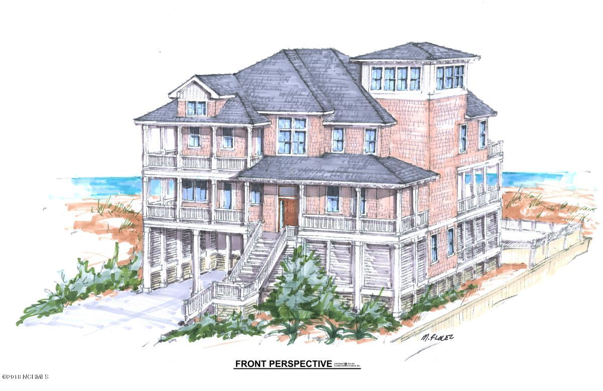768 New River Inlet Road, North Topsail Beach, North Carolina, 5 Bedrooms Bedrooms, 10 Rooms Rooms,5 BathroomsBathrooms,Single family residence,For sale,New River Inlet,100114187