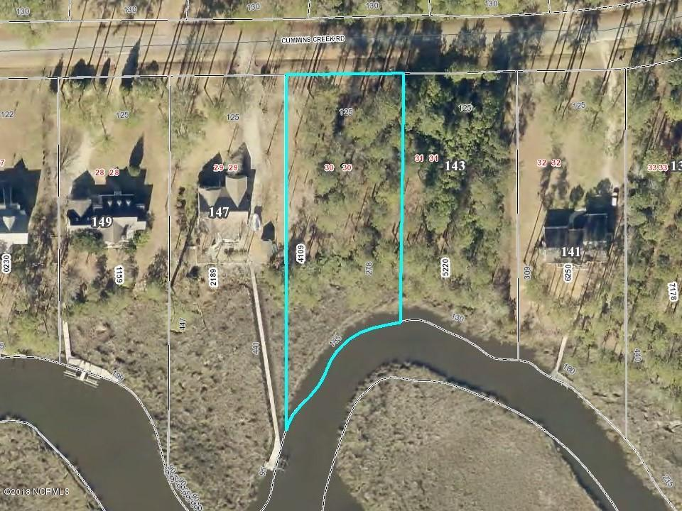 145 Cummins Creek Road, Beaufort, North Carolina 28516, ,Residential land,For sale,Cummins Creek,100117628