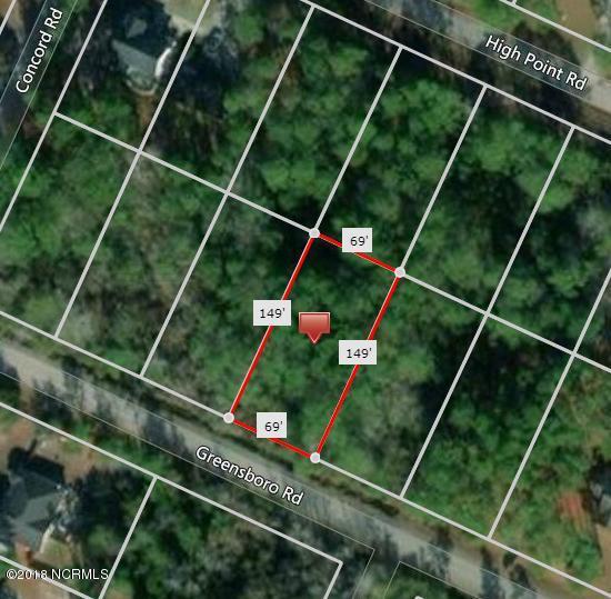148 Greensboro (+4 Lots) Road, Boiling Spring Lakes, North Carolina, ,Wooded,For sale,Greensboro (+4 Lots),100118324
