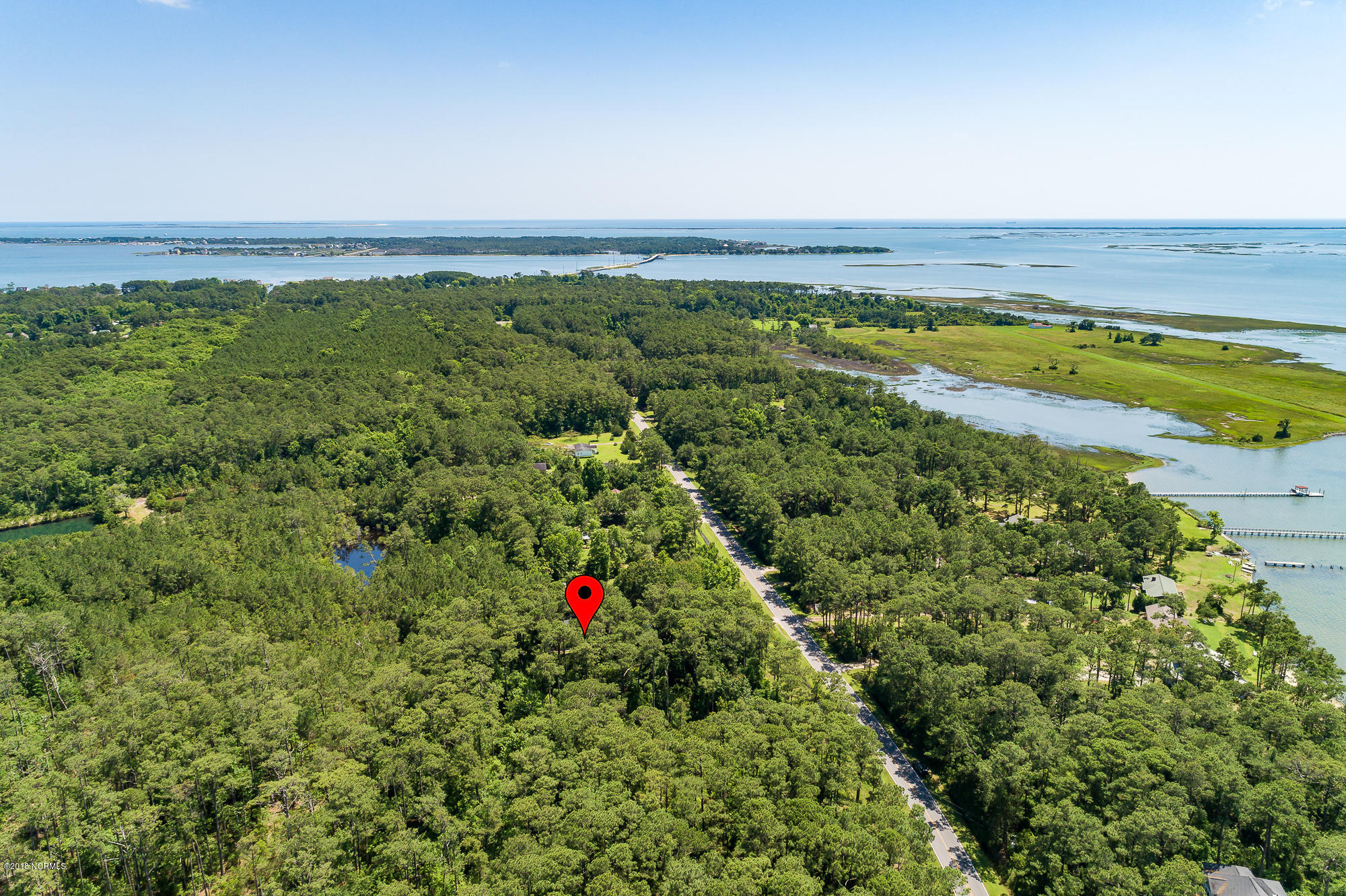 995 Crow Hill Road, Beaufort, North Carolina 28516, ,Residential land,For sale,Crow Hill,100120368
