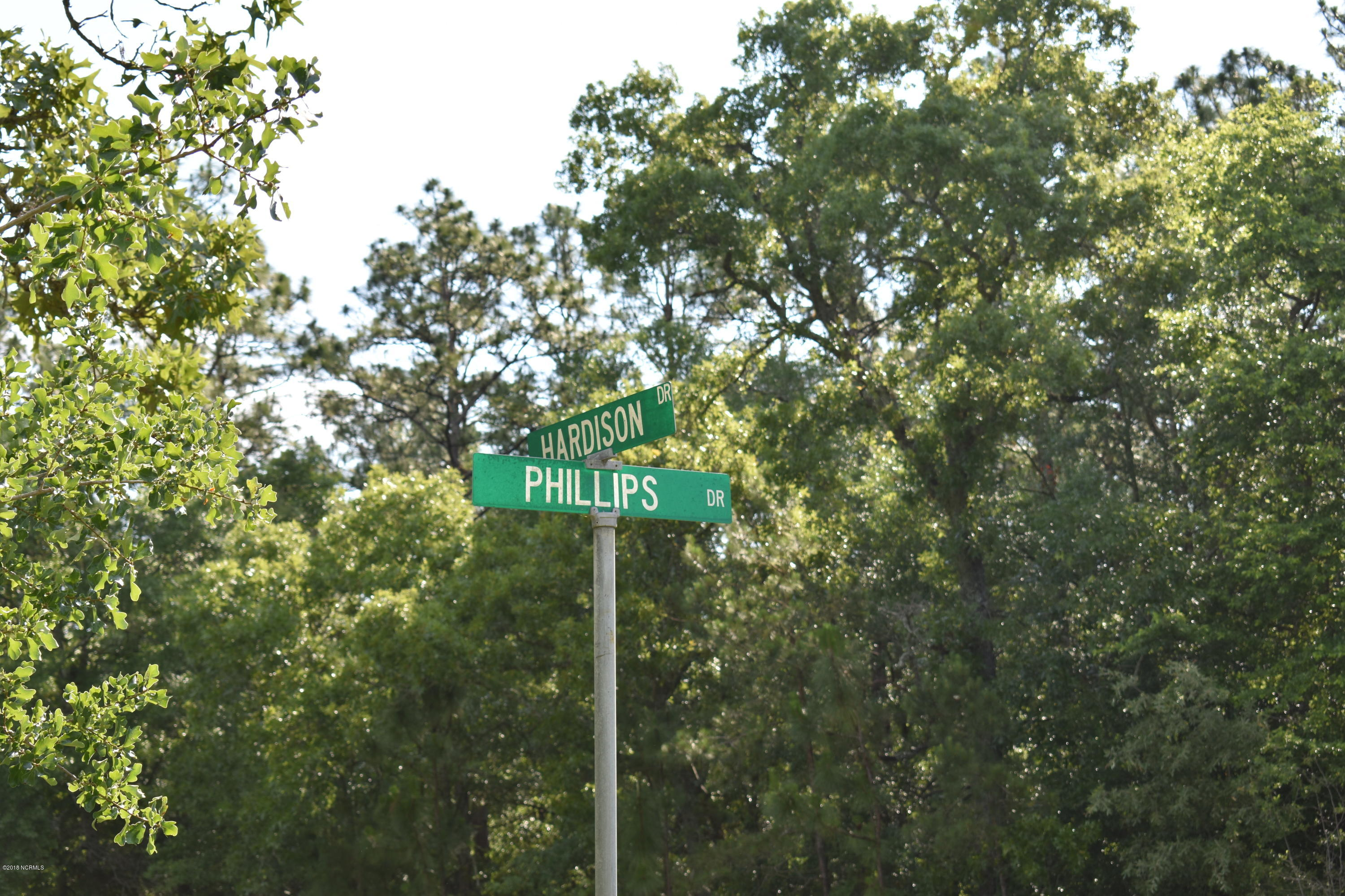 Lot 14 Phillips Drive, Minnesott Beach, North Carolina 28510, ,Residential land,For sale,Phillips,100119046