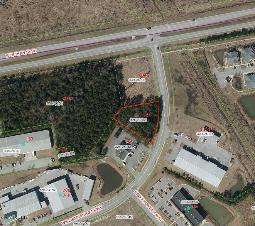 134 Williamsburg Parkway, Jacksonville, North Carolina 28546, ,For sale,Williamsburg,100119868