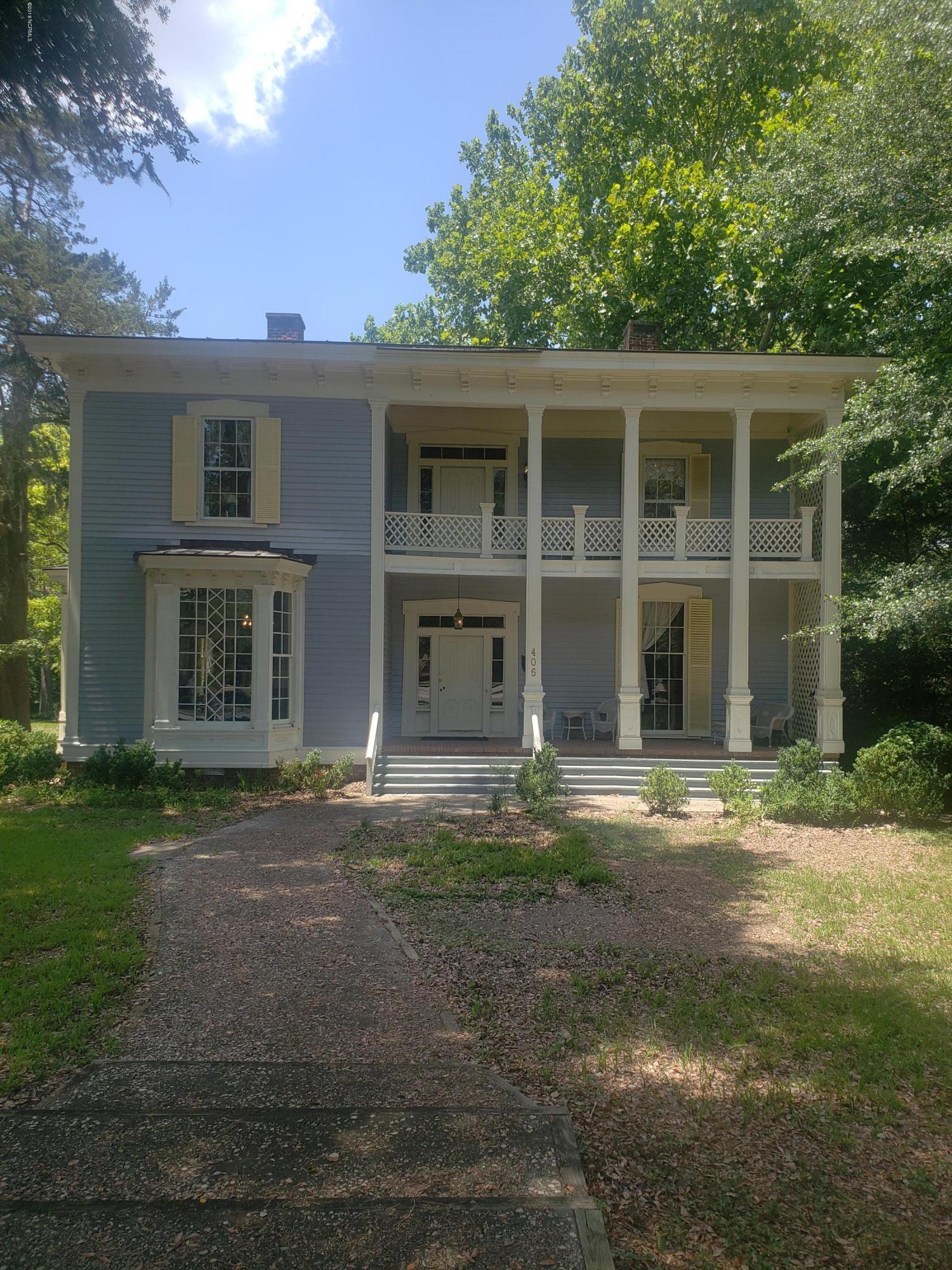 406 Main Street, Kenansville, North Carolina, 5 Bedrooms Bedrooms, 10 Rooms Rooms,4 BathroomsBathrooms,Single family residence,For sale,Main,100117230