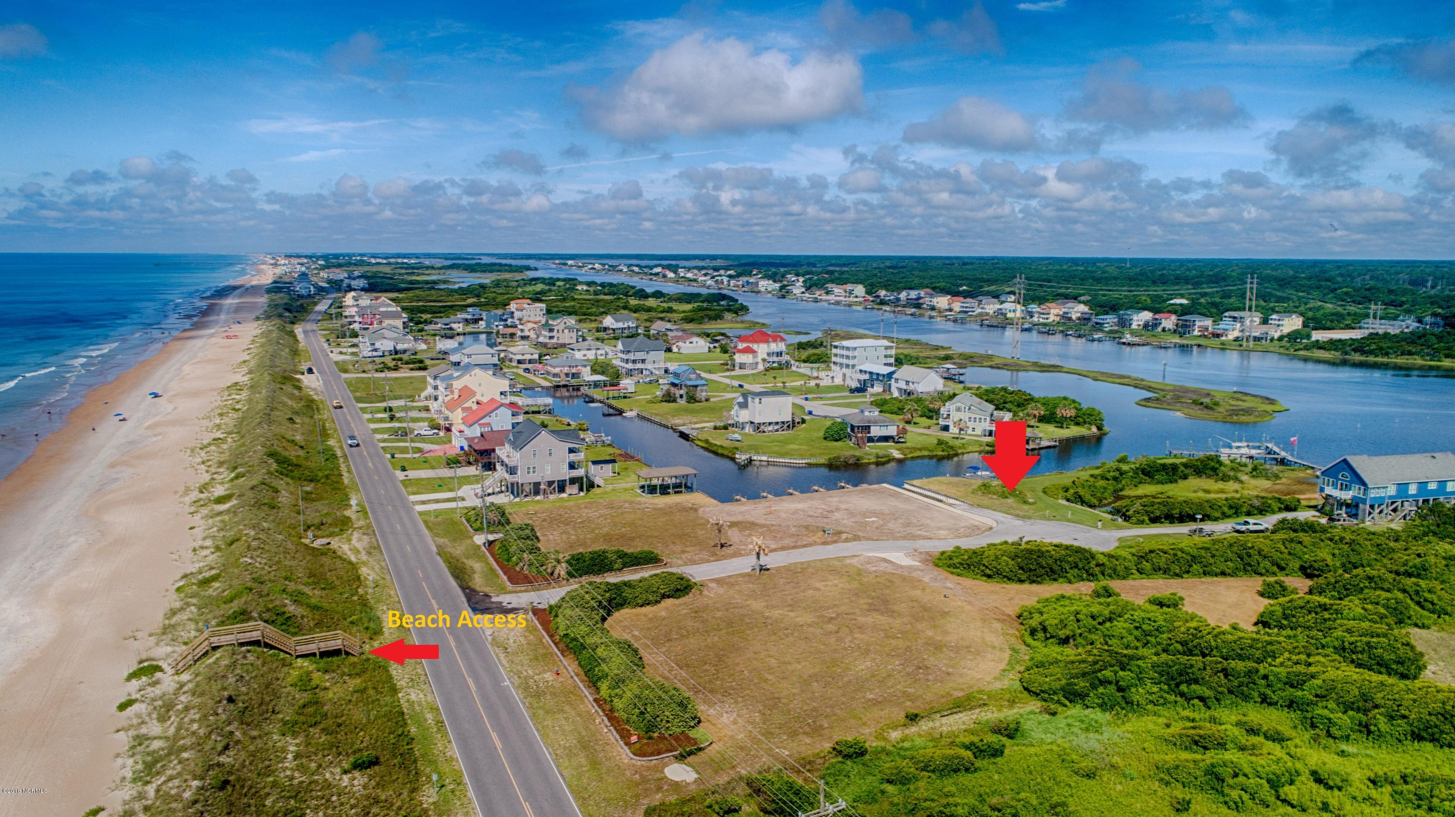 L6 Barton Bay Court, North Topsail Beach, North Carolina 28460, ,Residential land,For sale,Barton Bay,100122566