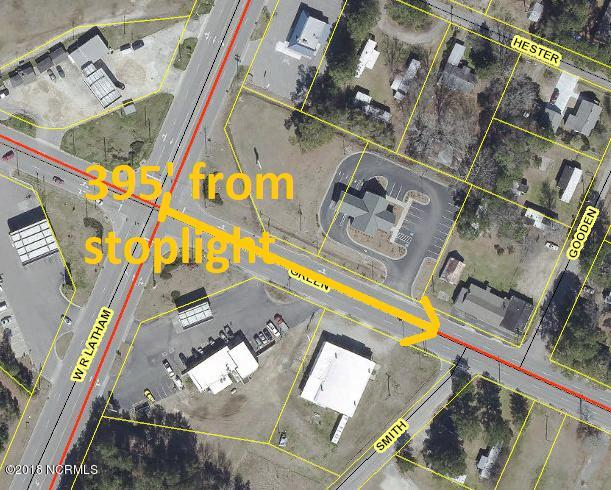 278 Green Street, Clarkton, North Carolina 28433, ,Commercial/industrial,For sale,Green,100124438