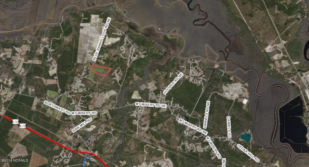 48 +/- Blue Banks Loop Road, Northwest, North Carolina 28451, ,Undeveloped,For sale,Blue Banks Loop,100124594
