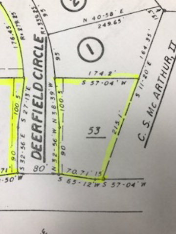 Lot-53 Barnes Bridge Road, Laurinburg, North Carolina 28352, ,Residential land,For sale,Barnes Bridge,96036628