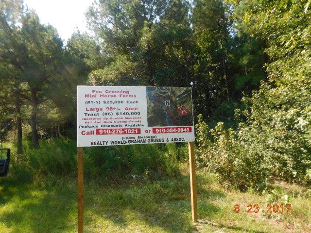 16 Fox Crossing Drive, Laurinburg, North Carolina 28352, ,Wooded,For sale,Fox Crossing,96036707