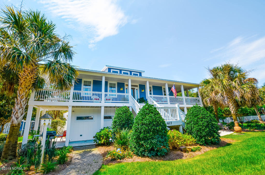 Property for sale at 617 Cape Fear Boulevard, Carolina Beach,  NC 28428