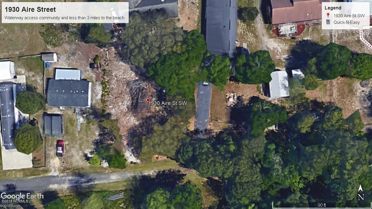 1930 Aire Street, Supply, North Carolina 28462, ,Residential land,For sale,Aire,100129720