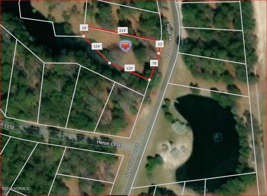 2979 Sugar Sand Drive, Bolivia, North Carolina, ,Residential land,For sale,Sugar Sand,100130619