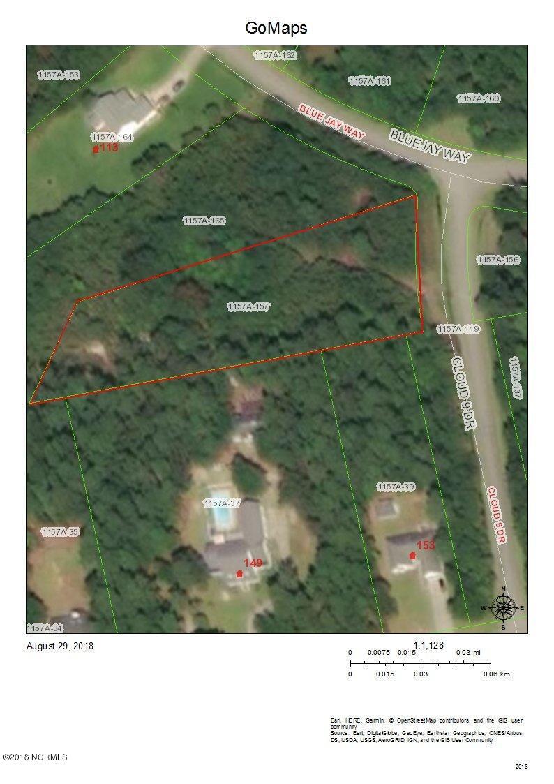 103 Cloud 9 Drive, Stella, North Carolina 28582, ,Residential land,For sale,Cloud 9,100132479