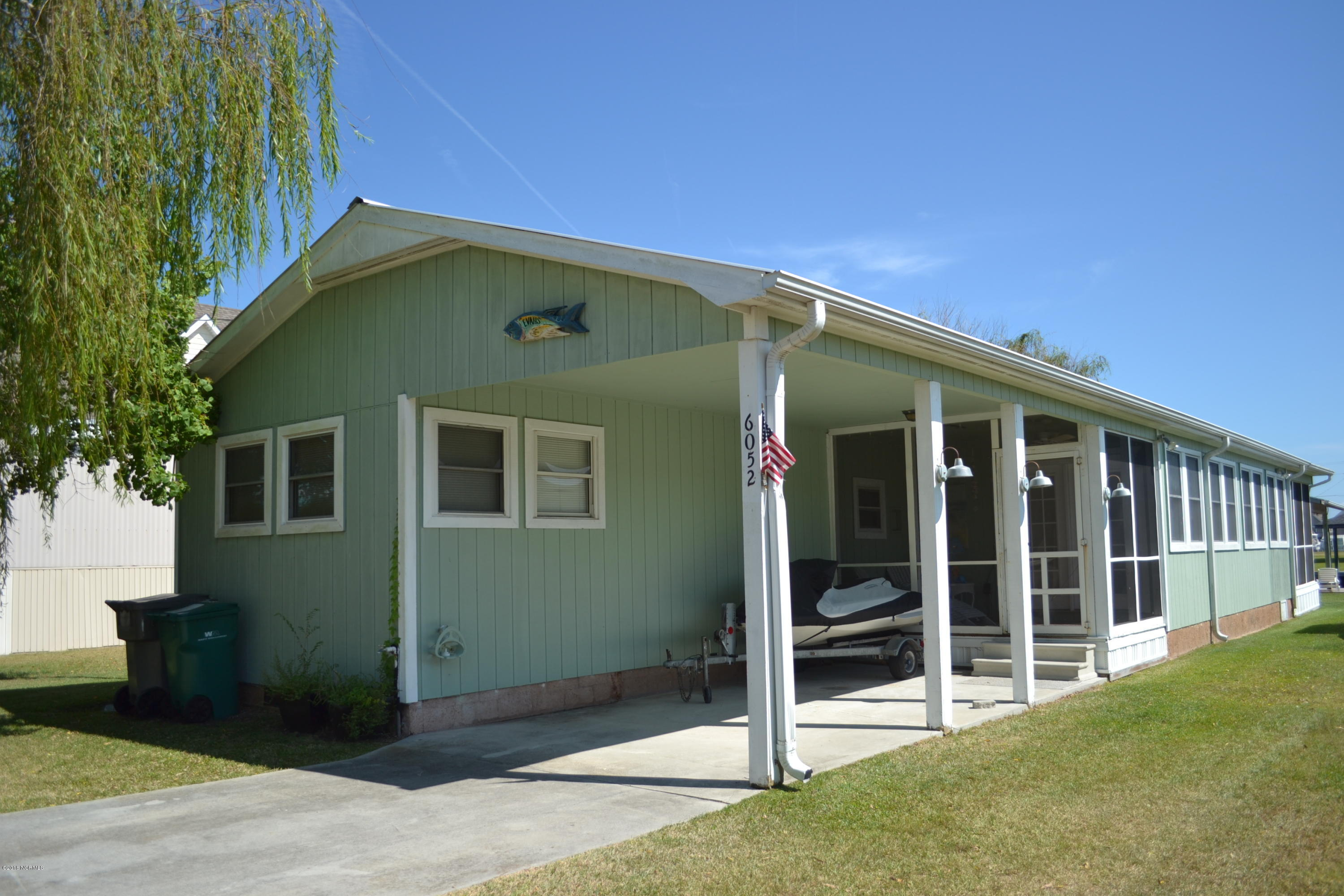 6052 6th Street,Surf City,North Carolina,3 Bedrooms Bedrooms,5 Rooms Rooms,2 BathroomsBathrooms,Manufactured home,6th,100132892